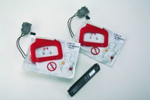 2 Pad Replacement Kit for Physio Control CHARGE-PAK Battery Charger