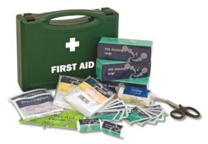 Public Service Vehicle First Aid Kit