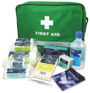 Grab First Aid Kit