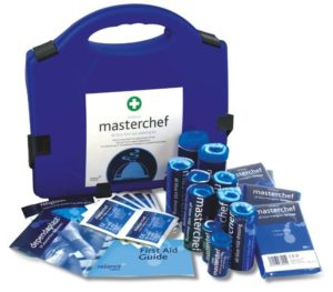 Aura - HSE Workplace & Catering First Aid Kits