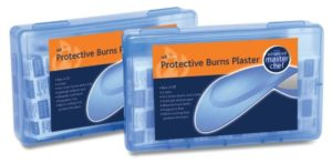 Masterchef Advanced Blue Hydrogel Burns Plasters