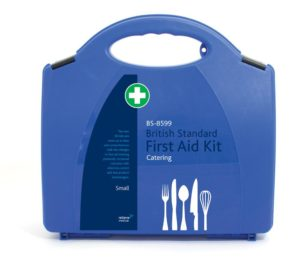 Small Elite BSI Catering First Aid Kit