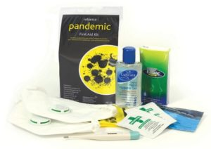 Pandemic First Aid Kit
