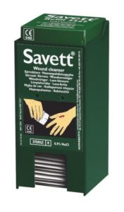 Savett Wipes Dispenser