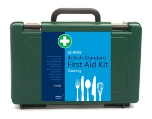 Small Classic BSI Catering First Aid Kit