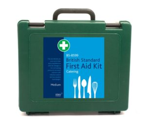 Medium Classic BSI Catering First Aid Kit
