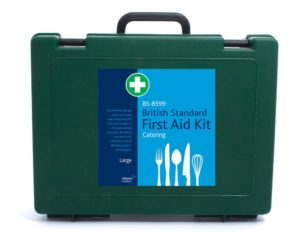 Large Classic BSI Catering First Aid Kit