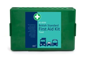 BSI First Aid Travel Kit