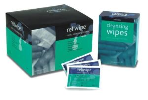 Reliwipe - Cleansing Wipes