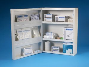 Metal First Aid Wall Cabinet