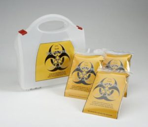 Bio-Hazard Kit - 3 Applications