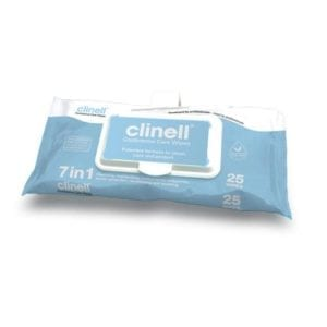Continance Care Wipes Pack of 25